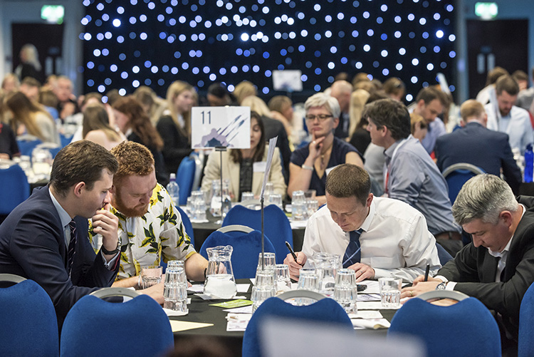 developing the young workforce conference 2019 event photographs
