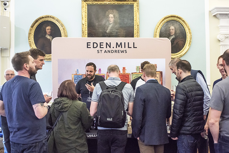 Edinburgh Whisky Stramash 2019 event photographs