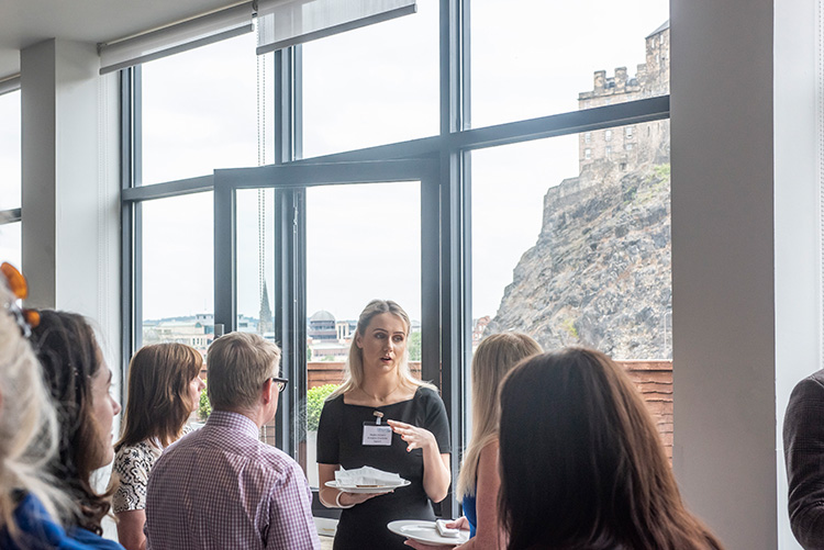 Edinburgh Chamber of Commerce Networking Event at the Apex Hotel Edinburgh