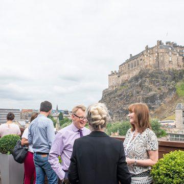 Edinburgh Chamber of Commerce Networking Event at the Apex Hotel Edinburgh
