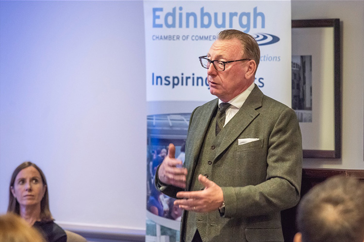 event photography with Benny Higgins, strategic adviser to the First Minister on the establishment of the Scottish National Investment Bank (SNIB)