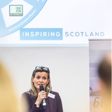 Celia Tennant, Inspiring Scotland at the Grassmarket Community Project, event photographer Edinburgh