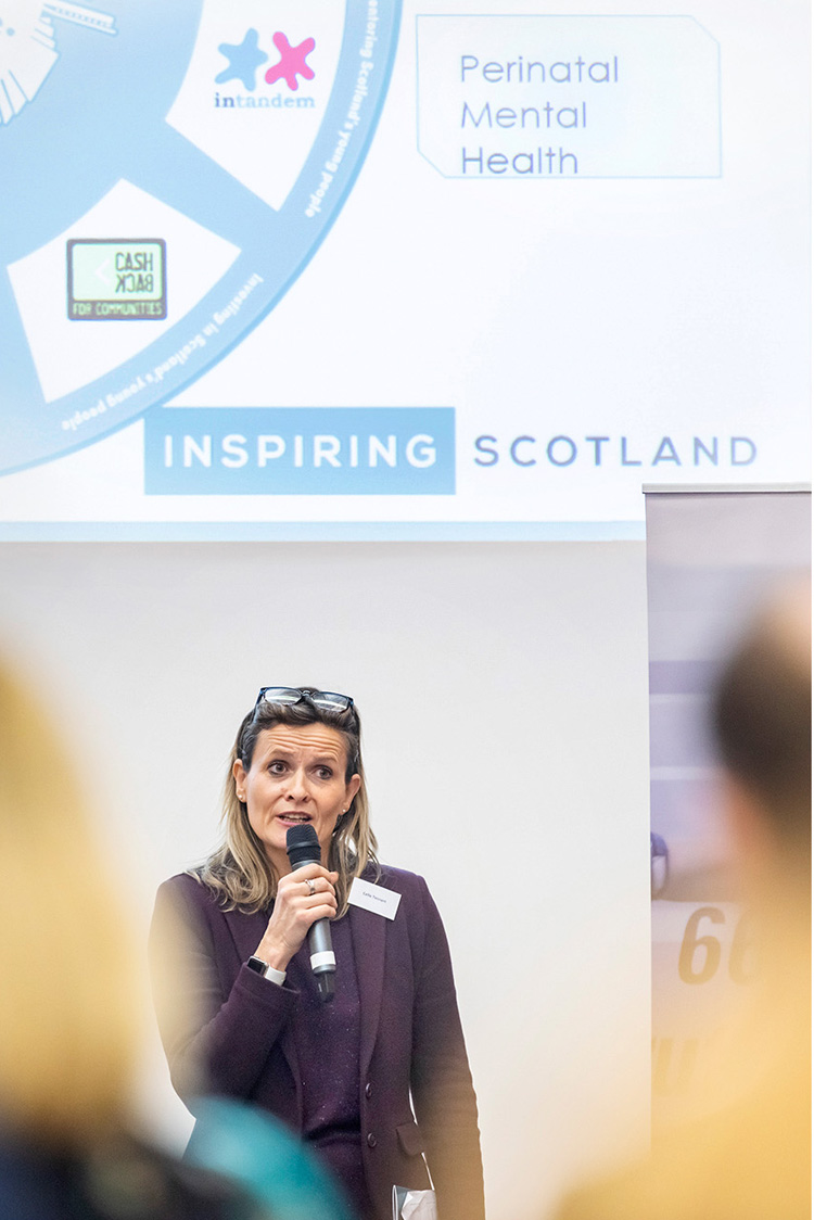 Celia Tennant, Inspiring Scotland at the Grassmarket Community Project, event photographer Edinburgh