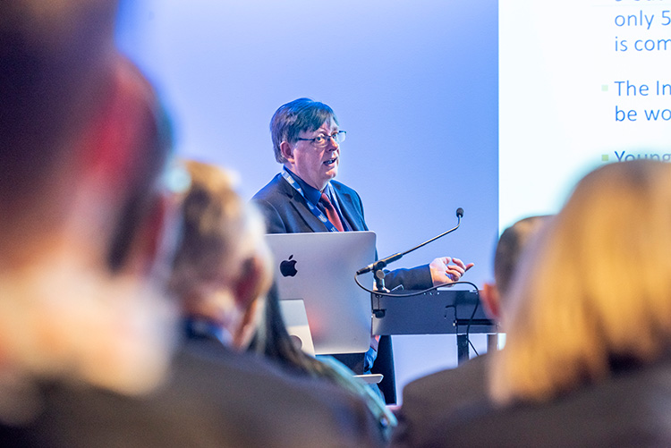 the Chartered Institute of Housing Festival 2020 at the EICC. Event photography at the EICC.