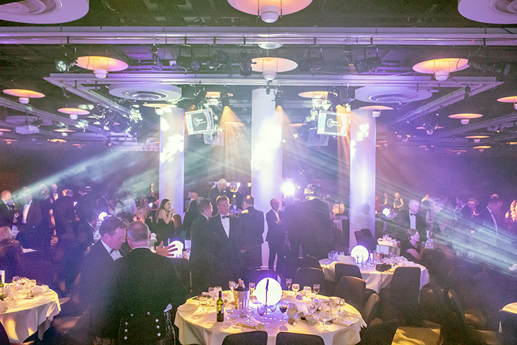 Cromdale Hall, Edinburgh Chamber of Commerce Business Awards 2020