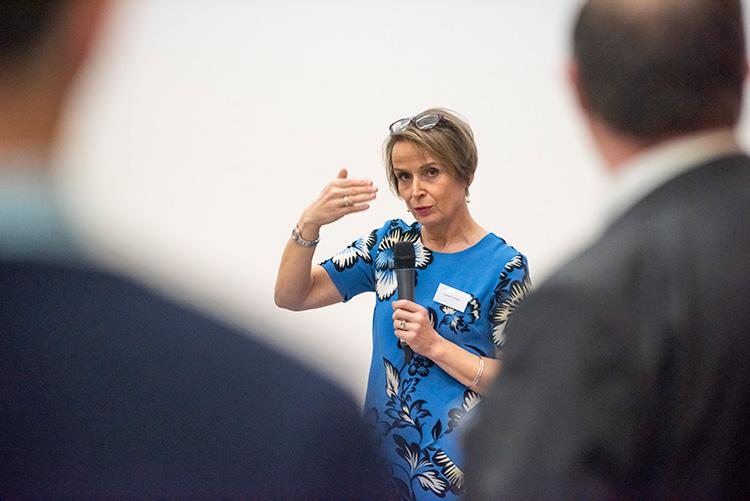 Elaine Crichton, Inspiring Scotland at the Grassmarket Community Project, event photographer Edinburgh