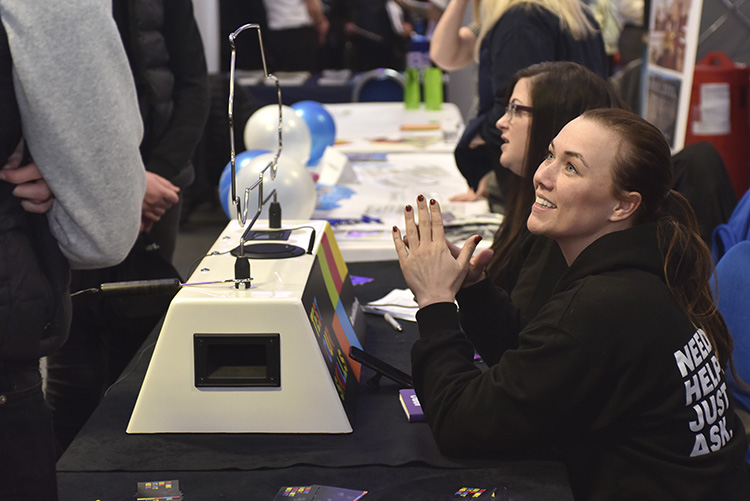 developing the young workforce roadshow 2019, Edinburgh corn exchange event photography