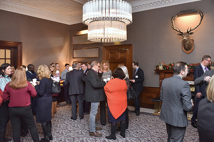 Edinburgh Chamber of Commerce Event The George Hotel