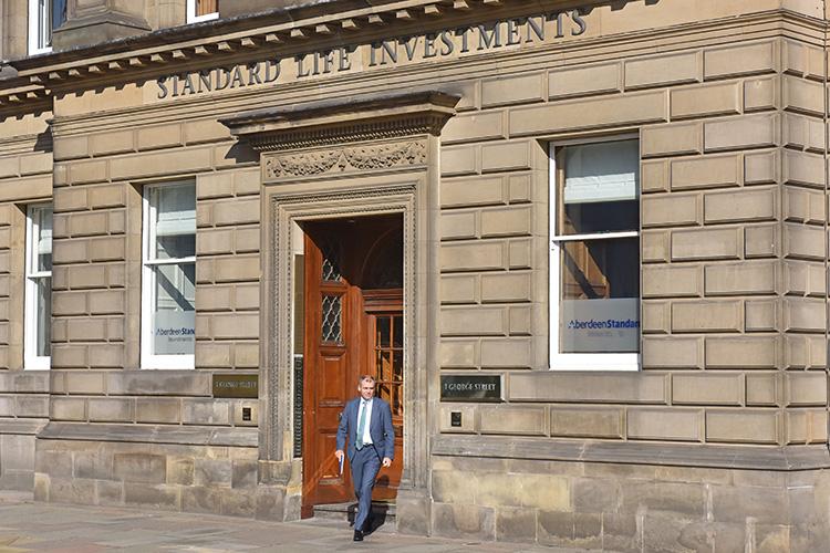 Standard Life Aberdeen Office, George Street, Edinburgh