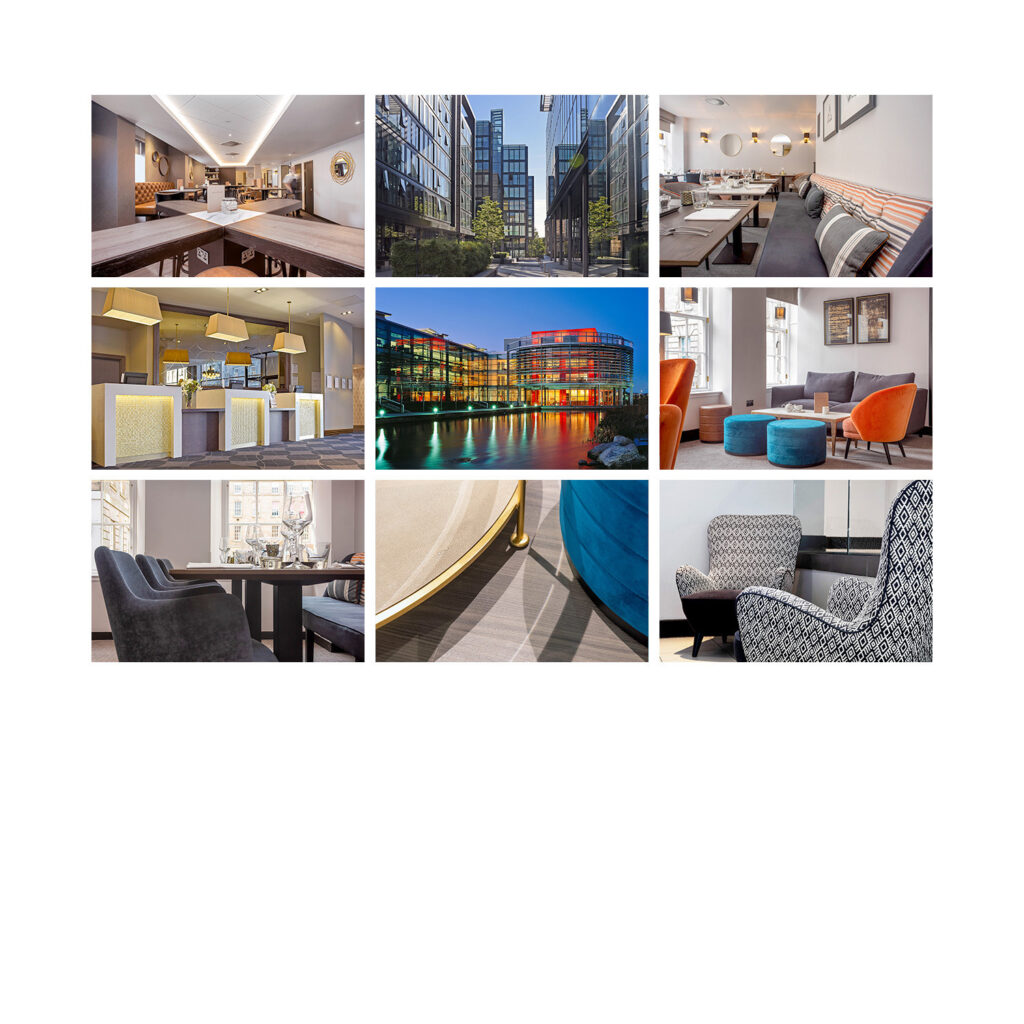 architecture and interior photography samples; Edinburgh; hotel and property photography edinburgh